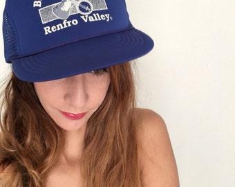 Blue Grass Music Tucker Hat