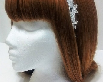 Lace and Ribbon Lolita Headband