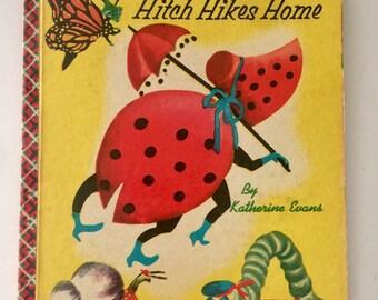 Ladybug Hitch Hikes Home 1959