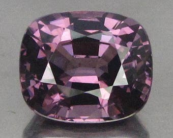 4.37 Ct Natural Spinel Purple Unheated Tanzania