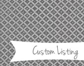 Private Custom Listing for Alyssa