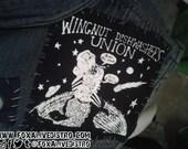 Wingnut Dishwashers Union (Misprint) Patch