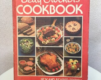 Betty Crockers Cookbook New and Revised Edition 1979 Includes Microwave Recipes hardcover