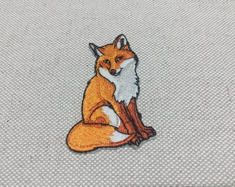 Iron-on Patch, Fox Patch