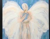 Angel Hug for Baby