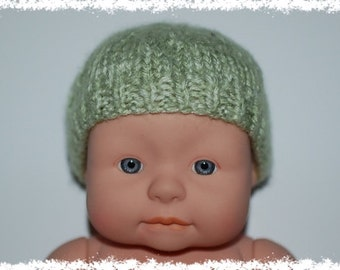 Doll Knitted Cap