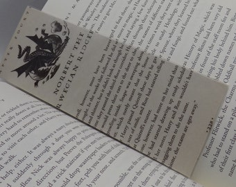 SALE- Harry Potter and The Sorcerer's Stone Chapter Fourteen Bookmark-HPSS14