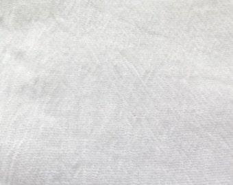 52 Inch Cotton Gauze White Fabric by the yard - 1 Yard