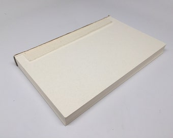 High Quality Journal blanks. Sewn bindings! Ready to bind in your cover material. Text Block.