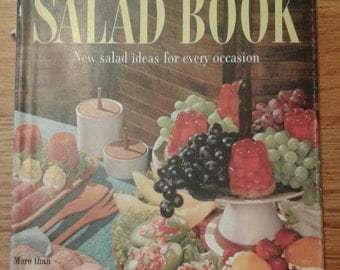 Vintage 1958 Better Homes and Gardens Salad Book