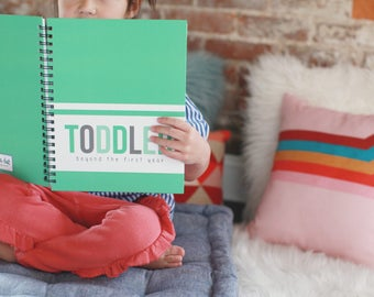 Toddler Book - 12M-5YRS - Mint