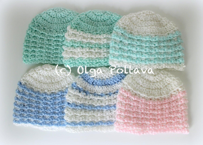 Charity newborn hat crochet pattern easy crochet pattern zoom bankloansurffo Image collections