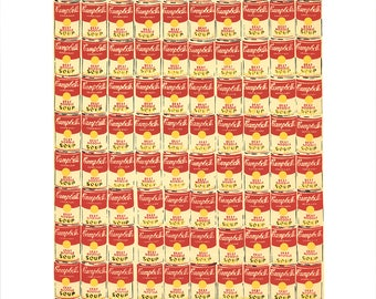Andy Warhol-100 Cans-1991 Serigraph