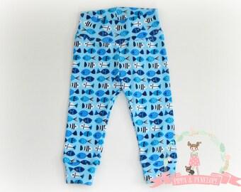 Baby Leggings, Toddler Leggings, Unisex Baby Leggings, Knit Pants, Baby Clothing, Baby Boy Pants, Baby Girl Pants, Baby Pants