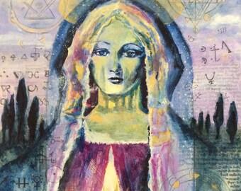 Goddess Of Alchemy