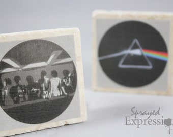 Pink Floyd Magnets | Set of Two