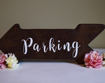 Image result for parking signs for weddings