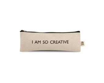 i am so creative pouch