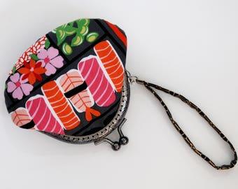 3.5'' Coin Purse - Bento Box Lacquer