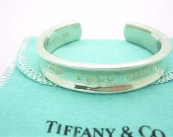 Tiffany & Co argento bracciale, pensionato