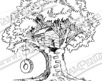 Tree House, Stampendous