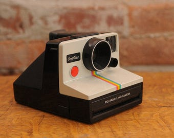Polaroid One Step Instant Camera