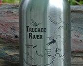 Truckee River Map BEER BO...