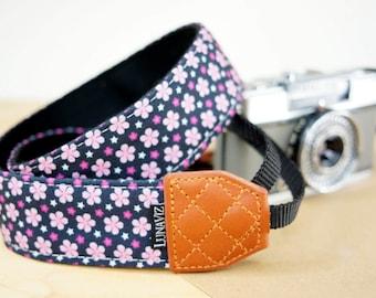 Personalize Camera Strap - Sakura for DSLR and Mirrorless