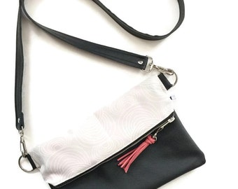 Vegan Leather Purse Strap