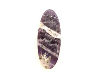 Purple Amethyst Agate Designer Cabochon -  E01793