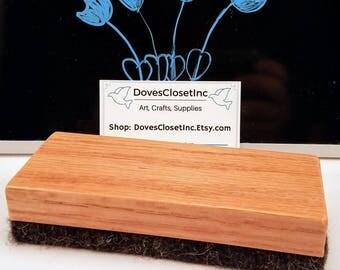 Chalkboard Eraser Dry Erase Eraser Full Size Handmade FI0316