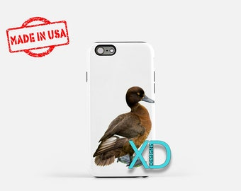 Duck iPhone Case, Animal iPhone Case, Duck iPhone 8 Case, iPhone 6s Case, iPhone 7 Case, Phone Case, iPhone X Case, SE Case New