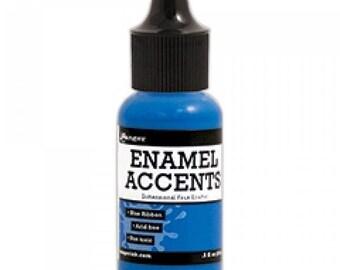 Ranger - Enamel Accents - Blue Ribbon