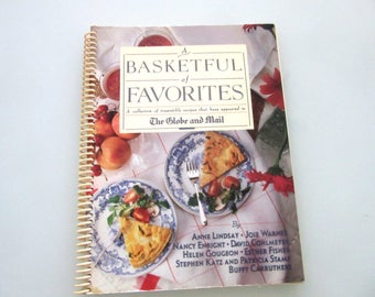 Potato recipes cookbook by janet reeves a comprehensive guide recipe book a basketful of favorites from the globe mail published in canada 1988 first forumfinder Image collections