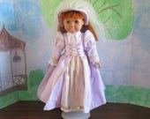Renaissance Gown for 18 inch Doll