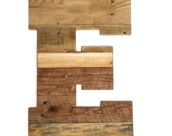 huge wood letter 18 pallet wood letter rustic home decor personalized pallet letter nursery letter pallet wall art reclaimed wood