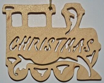 Ornament Christmas Train