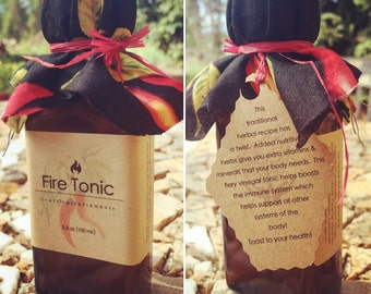 Herbal Fire Tonic