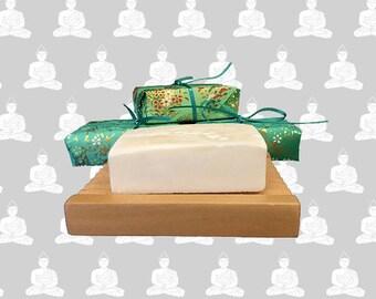 Lemongrass & Bergamot Organic Soap