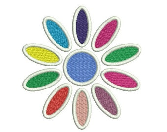 girl scouts daisy embroidery design
