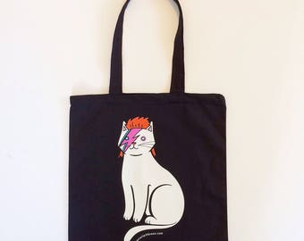 Cat Tote Bag- Cat tote -  Cat tote- Cat Bag