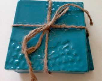 Ceramic Coasters (set of 4)