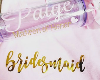 Custom bridesmaid shirt,  custom Blossom shirt, baby pink shirt, blush shirt, bridesmaid shirt, bachelorette party shirt