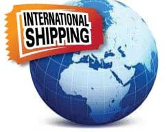 Upgrade International Shipping