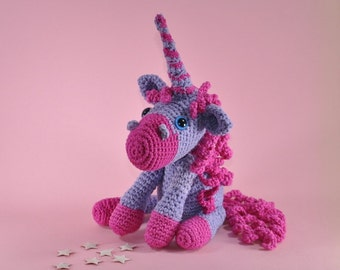 African Flower Crochet Dragon Pattern : Smaug the African Flower Dragon Crochet Pattern from ...