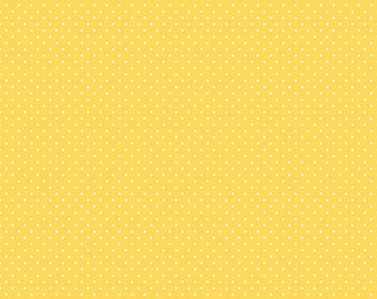 Swiss Dots - C670-50 Yellow