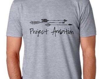 Project Ambition Men's T-shirt