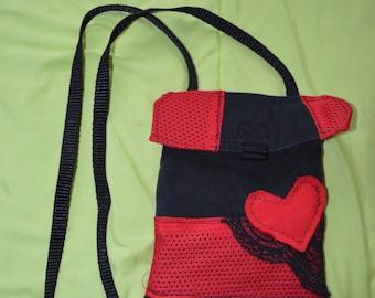 Valentine Shoulder Pouch