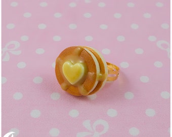Sweet honey pancakes Ring