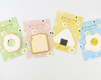 Breakfast Food Sticky Notes SN1156FD